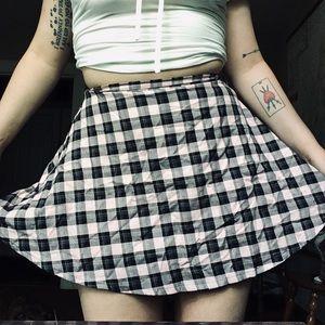 8d6ed9dd5b4e70 Women American Apparel Plaid Skirt on Poshmark